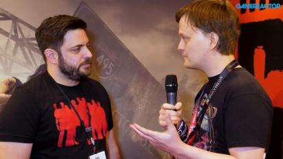 Overkill's The Walking Dead - Wawancara Saul Gascon