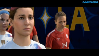FIFA 19 - Gameplay Journey versi Kim