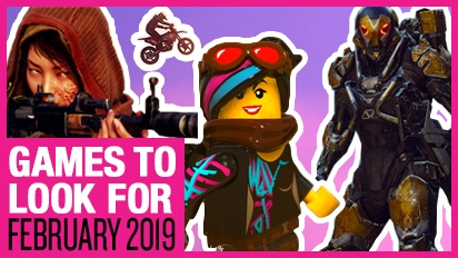 Rekomendasi Game Februari 2019