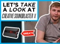 Creative SoundBlaster X - Quick Look
