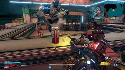 Borderlands 3 - Gameplay: Rise and Grind Mission Pre-Release Demo