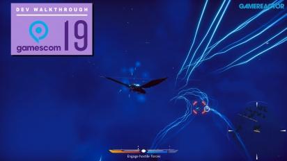 The Falconeer - Wawancara dan Walkthrough dari Gamescom