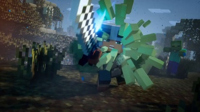 Minecraft Dungeons - Launch Trailer