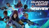Quantum League - Wawancara Andres Chilkowski