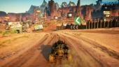Rage 2 - Gameplay: Driving, Flying, Racing