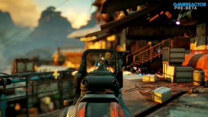 Rage 2 - Gameplay Outpost