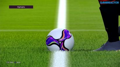 eFootball PES 2020 - Full 1v1 Multiplayer Match Gameplay