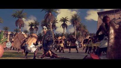 Total War: Rome II - Desert Kingdoms Announce Trailer