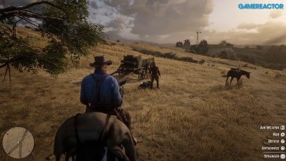 Red Dead Redemption 2 - Video Preview Gamereactor