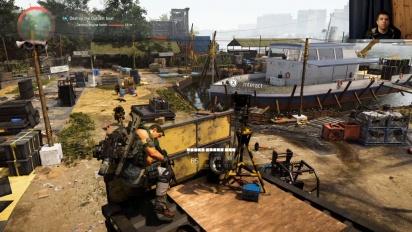 The Division 2 - Tayangan Ulang Livestream Stronghold
