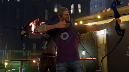 Marvel's Avengers - Operation: Hawkeye Trailer (Future Imperfect Episode)