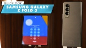 Samsung Galaxy Z Fold3 - Quick Look
