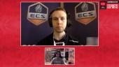 ECS Season 6 Finals - Wawancara Gla1ve