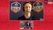ECS Season 6 Finals - Wawancara CadiaN