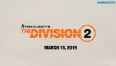 The Division 2 - Tur Venue di Paris