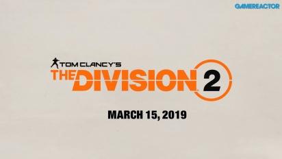 The Division 2 - Tur Venue di Paris