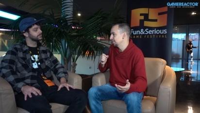 Team Gotham at Fun & Serious - Wawancara Juan De La Torre