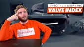 Valve Index - Unboxing dan Pemasangan