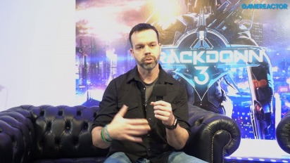 Crackdown 3 - Wawancara Dave Johnson