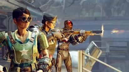 Fallout 76: 'Locked & Loaded' Update Trailer