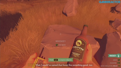 Gamereactor  Plays Firewatch