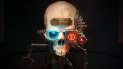 Warhammer 40,000: Mechanicus | Teaser Trailer