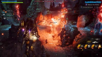 Anthem - Gameplay: Silence the Relics