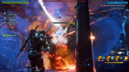 Anthem - Gameplay: Secure the Nest Bagian 2