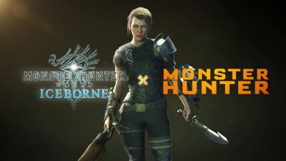 Monster Hunter World: Iceborne - Trailer Event Film Monster Hunter