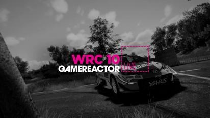 WRC 10 - Tayangan Ulang Livestream