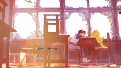 Digimon Survive - Another World Announcement Trailer