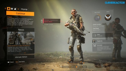 The Division 2 - The Show Must Go On (Sponsored#3)
