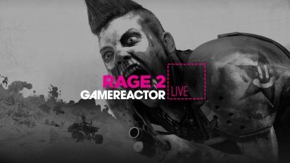 Rage 2 - Livestream Peluncuran
