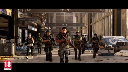 The Division 2 - Operation Dark Hours Trailer