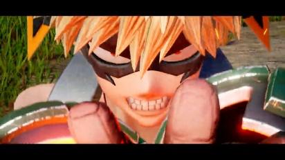 Jump Force - Bakugo DLC Trailer