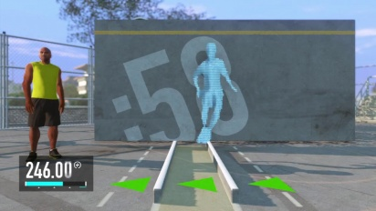 Nike+ Kinect Training - Sneak Preview Trailer