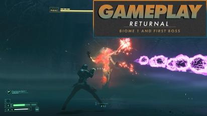 Returnal - Bagaimana cara membunuh bos Phrike siklus penuh dalam Full HD