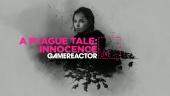 A Plague Tale: Innocence - Livestream Replay