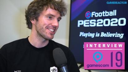 eFootball PES 2020 - Wawancara Lennart Bobzien di Gamescom 2019