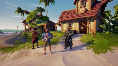 Sea of Thieves - Content Update: Fort of the Damned