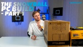 Gamereactor PC Build - The Snowball (Bagian 1)