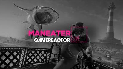 Maneater - Tayangan Ulang Livestream