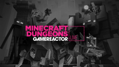 Minecraft Dungeons - Tayangan Ulang Livestream