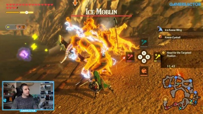Hyrule Warriors: Age of Calamity - Replay Livestream