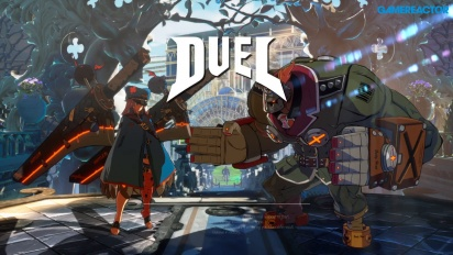 Guilty Gear: Strive - Ramlethal Valentine vs. Potemkin (Open Beta Gameplay)