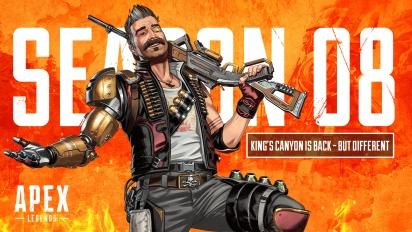 Apex Legends: Season 8 'Mayhem' - King's Canyon kembali lagi, tetapi dengan tampilan berbeda