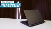 Acer Predator Triton 500 SE - Quick Look