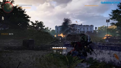 The Division 2 - Gameplay: Dawn's Early Light