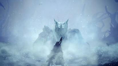 Monster Hunter World: Iceborne - Zinogre Trailer
