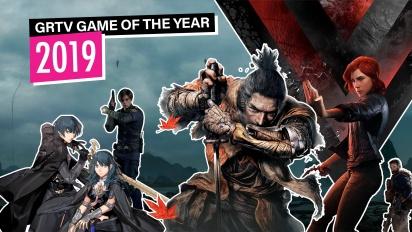 Game Terbaik Tahun 2019 versi GRTV